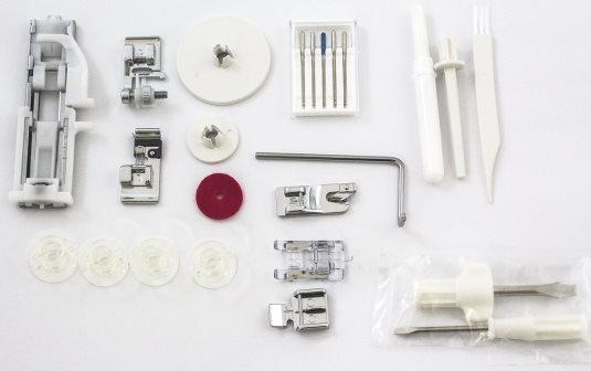 Janome HD3000 Accessories